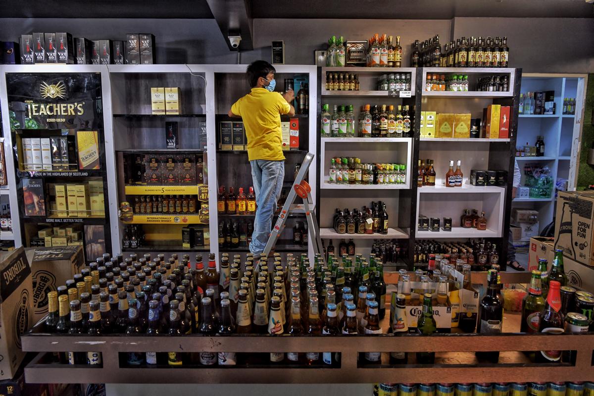 Telangana government, liquor sales, permission, midnight,