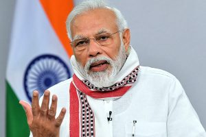 PM Narendra Modi applauds role of doctors, CAs
