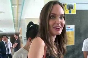 Angelina Jolie files 'proof' of domestic abuse claim against Brad Pitt