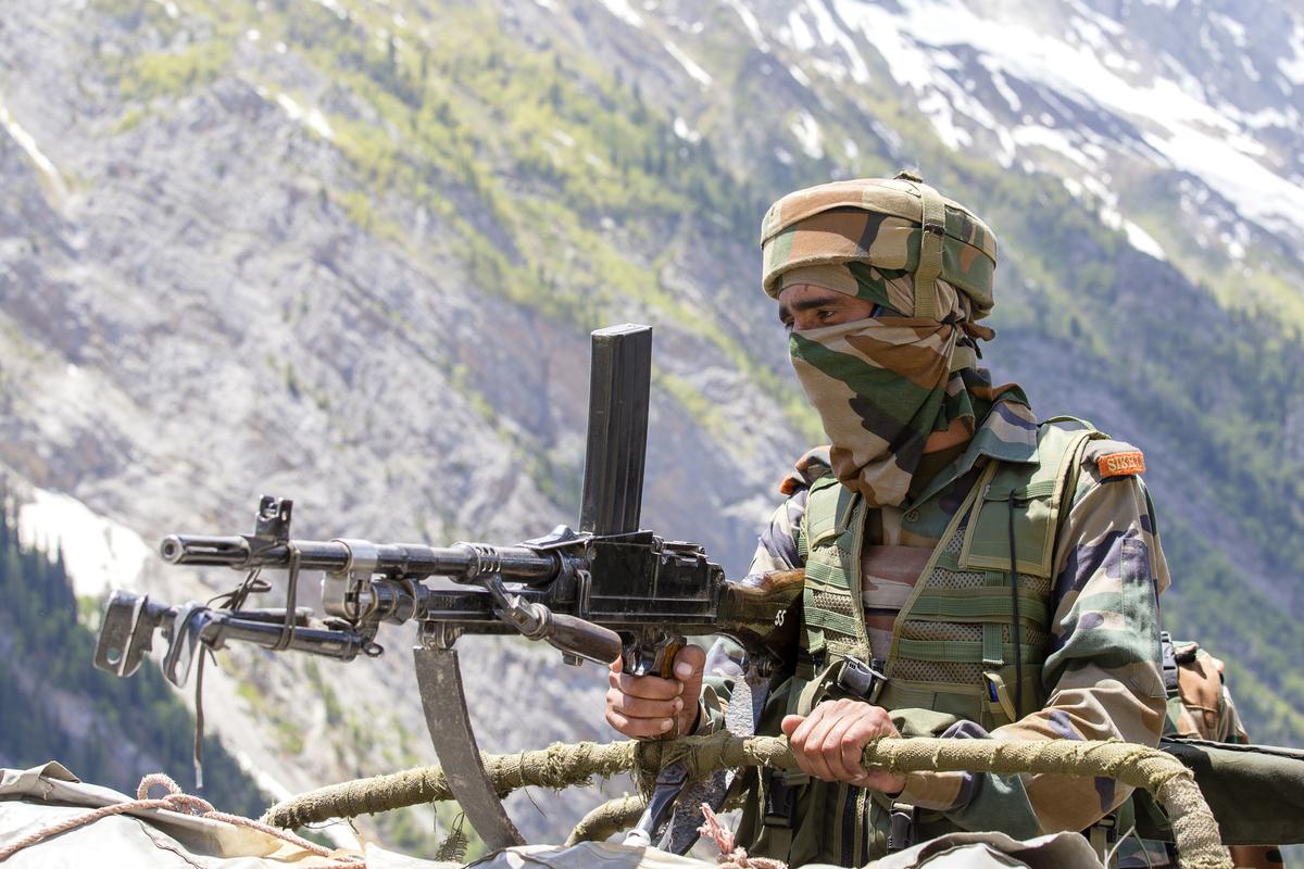 Lashkar-e-Taiba, Kashmir valley