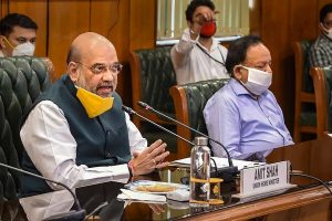 Soon after PM Modi's announcement, Amit Shah chairs meeting of GoM over PMGKAY