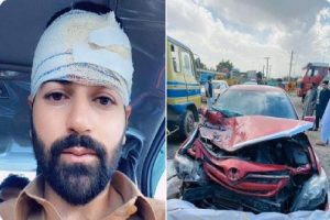 Afghanistan cricketer Afsar Zazai involved in car accident