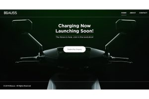 RR Global to launch electric two-wheelers under BGAUSS brand