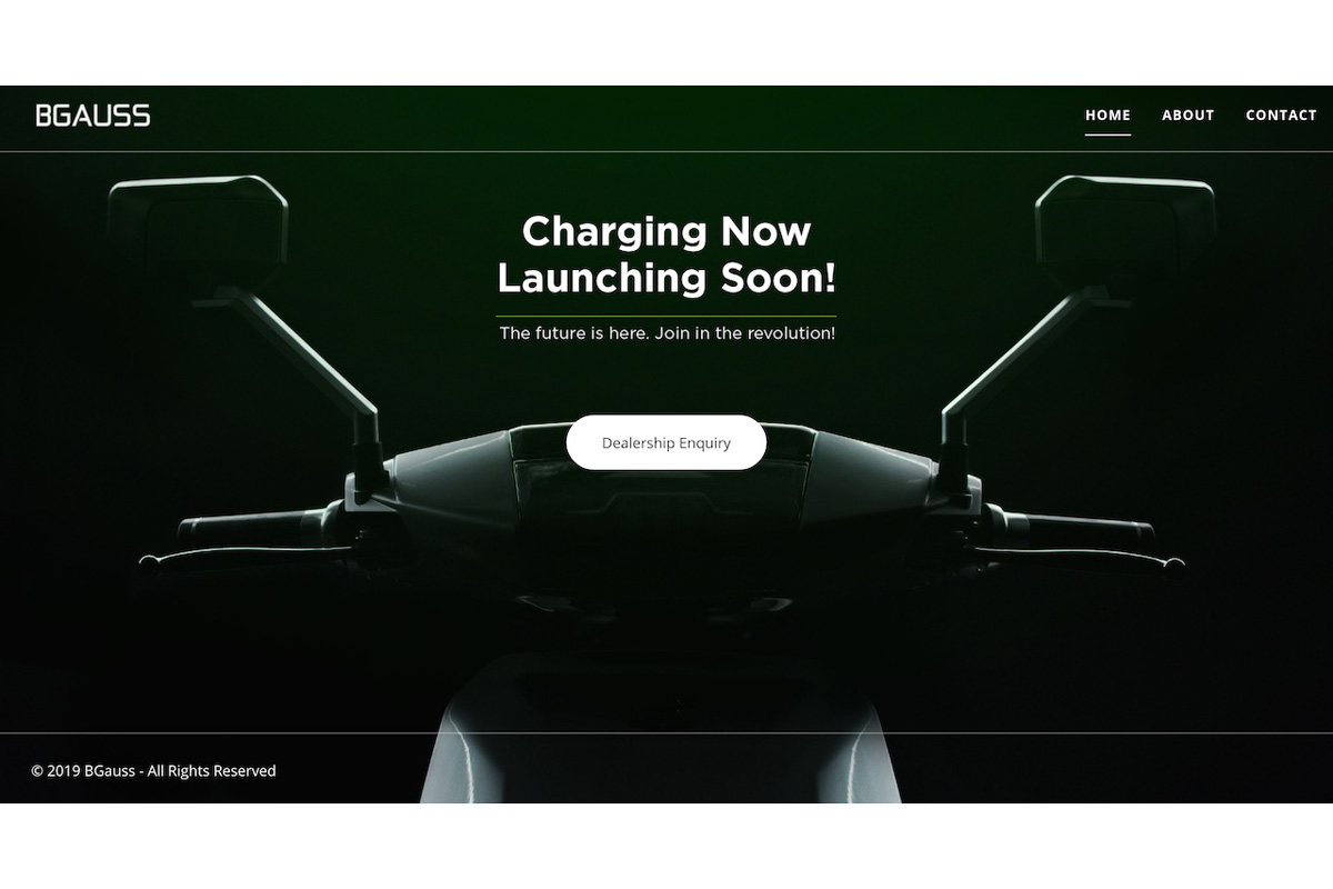 BGAUSS, RR Global, electric vehicle, electric scooter