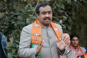 Ladakh includes Aksai Chin, says Ram Madhav amid India-China tensions, asserts 'will fight for self respect'
