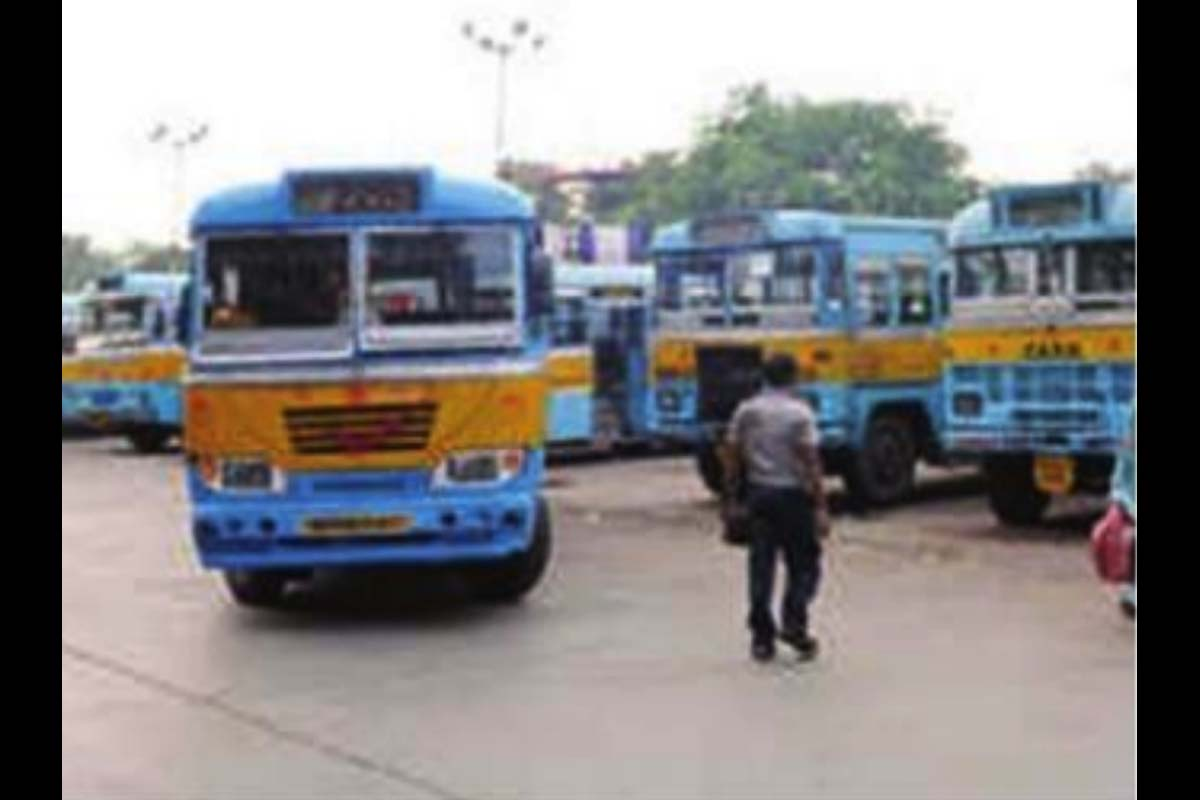 Private buses, fuel price
