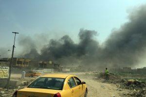 '2 rockets hit military base near Baghdad', says Iraqi army