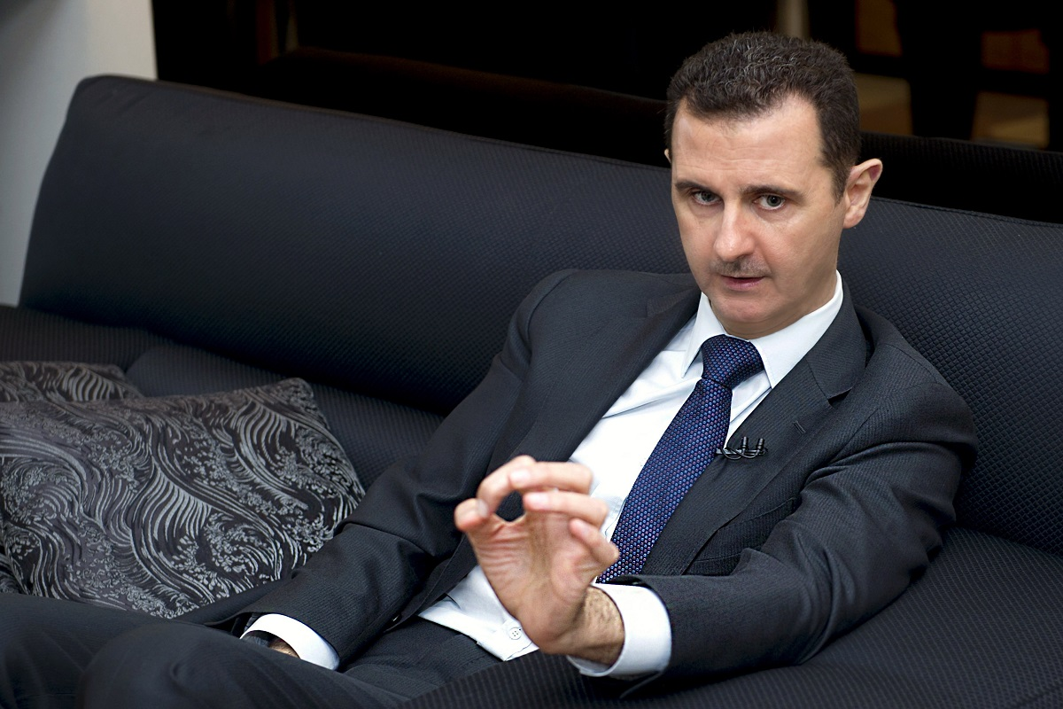 Syria's Assad removes prime minister as economic hardship grows