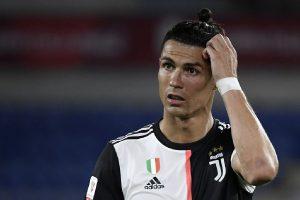 Cristiano Ronaldo looked like an average player during Napoli loss: Toni
