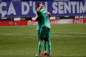 Espanyol slide closer to relegation after Real Madrid loss
