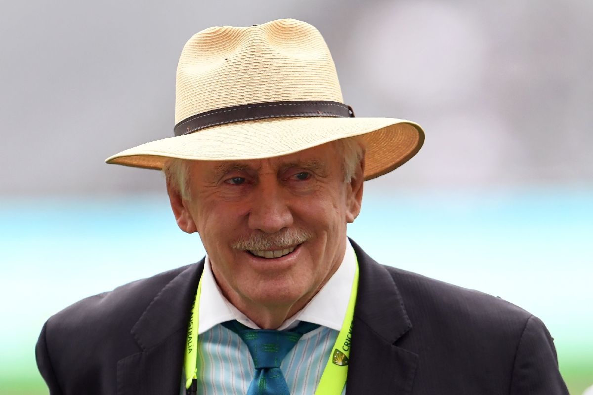 Ian Chappell, DRS, Decision Review System