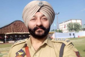 Despite bail, suspended J&K DSP Davinder to remain behind bars in NIA case