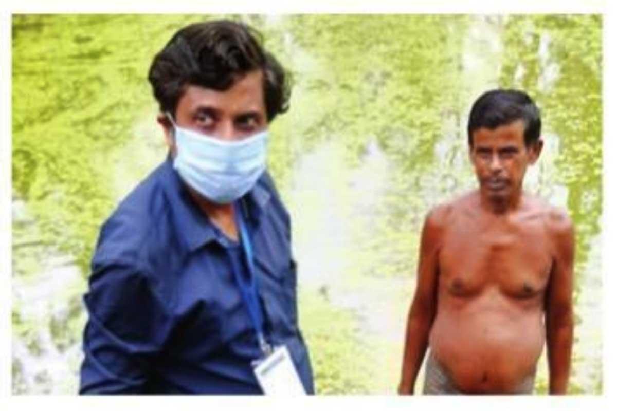 fisherman, cyclone Amphan, Sundari trees,
