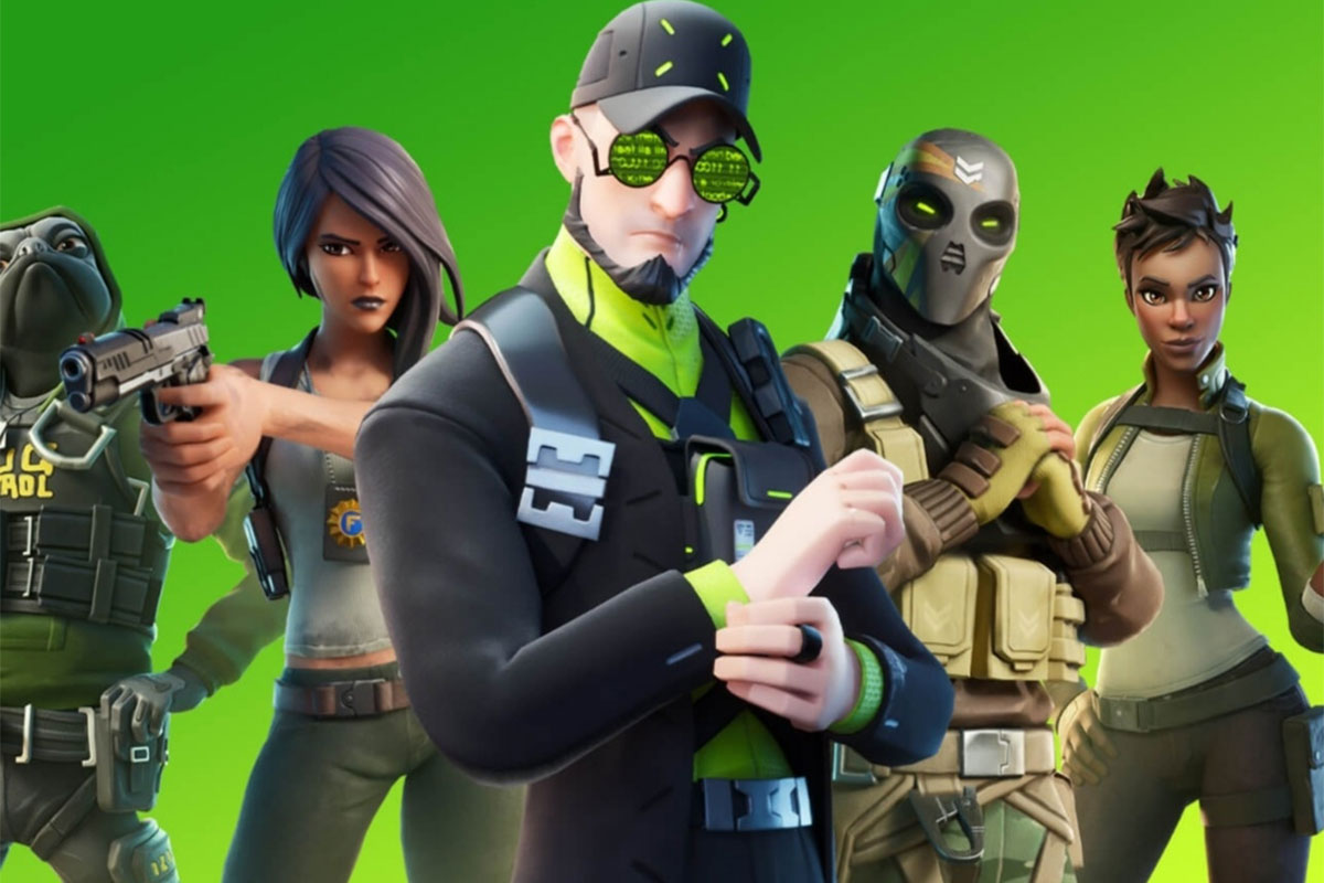 Fortnite live event, Epic Games, Minnesota, The Device Event
