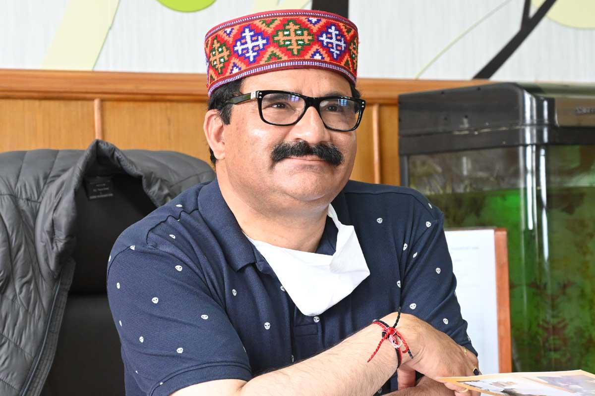 Himachal Pradesh, Forest Minister, Govind Singh Thakur