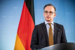 German FM Heiko Maas in Israel to voice EU 'concern' over annexation plan