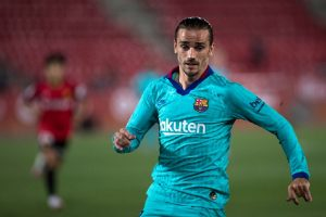 Barcelona coach Setien defends Griezmann ahead of Leganes tie