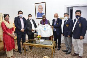 HP Guv calls for developing satellite town near Shimla