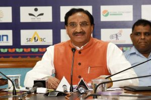 Union Education Minister reviews implementation of New Education Policy-2020