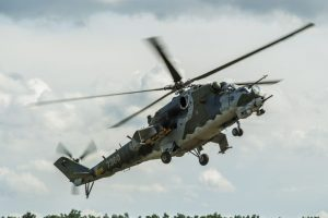 4 soldiers killed in helicopter crash in Indonesia, several injured