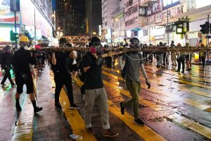 Hong Kong oppn to defy police ban on annual pro-democracy rally