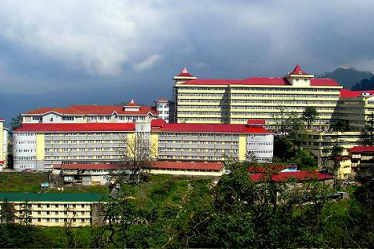 Indira Gandhi Medical College, Shimla, IIAS, COVID-19