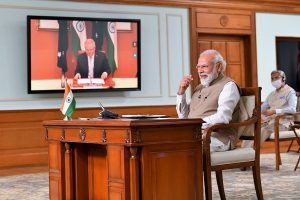 'Committed to stability in Indo-Pacific region': PM Modi in first-ever virtual summit with Australian counterpart