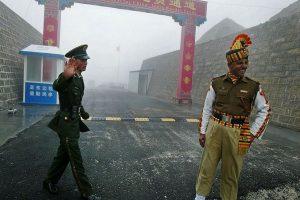 China versus India~I
