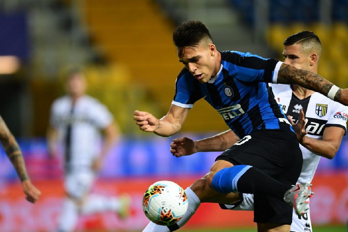 Inter Milan, Parma, Serie A, Lautaro Martinez