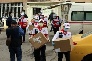 Iraq reports highest 1,635 fresh COVID-19 cases with 69 new deaths