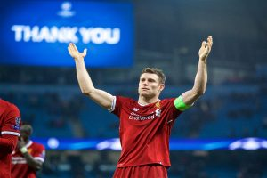 People thought I made a mistake joining Liverpool: James Milner