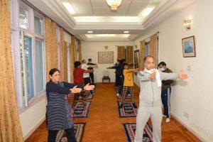 Yoga vital for overall development: HP CM Jai Ram Thakur
