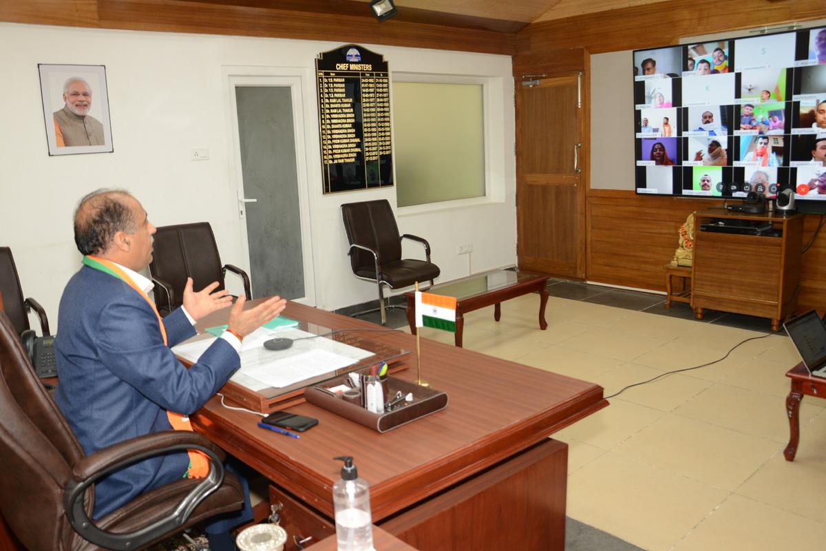 Chief Minister, Jai Ram Thakur, COVID-19