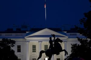 4 men charged in attack on Andrew Jackson's statue near White House