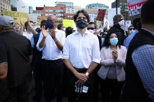 Canadian PM Justin Trudeau defends decision to attend Floyd's protest amid COVID-19 curb
