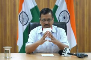 Arvind Kejriwal launches 'Delhi Corona' app with info on bed, ventilator availability in hospitals