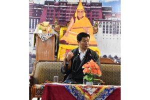 China raking border issue to curb internal issues, COVID-19 paranoia: Lobsang Sangay