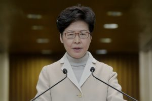 Hong Kong leader Carrie Lam urges oppn not to 'demonise' security law
