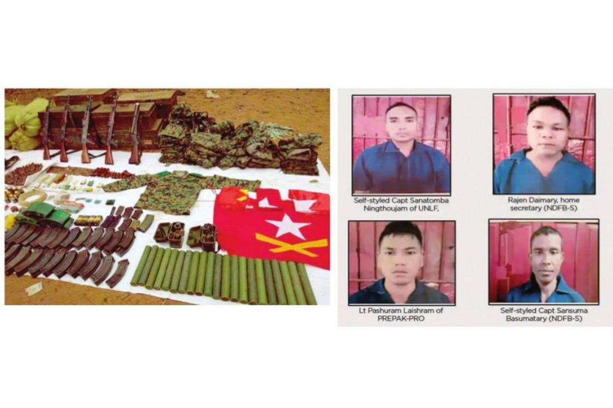 Covid-19 pandemic, Assam, Manipur Rifles camp, Aung San Suu Kyi