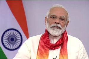 This International Yoga Day is day of solidarity: PM Modi