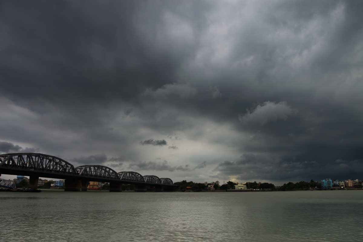 Monsoons, rainfall, Regional Meteorological Office, Alipore