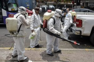 Mexico's Coronavirus deaths pass 25,000, infections approach 203,000