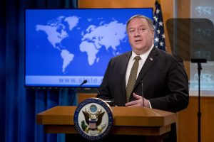 'Rogue actor China escalated border tension with India': US Secretary of State Mike Pompeo