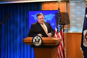 Had 'very frank' discussion with China on 'unprovoked aggression': Mike Pompeo