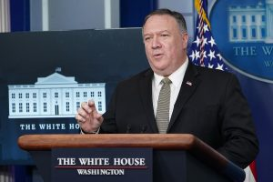 US Secretary of State Mike Pompeo demands China to end reported Uighur sterilisations
