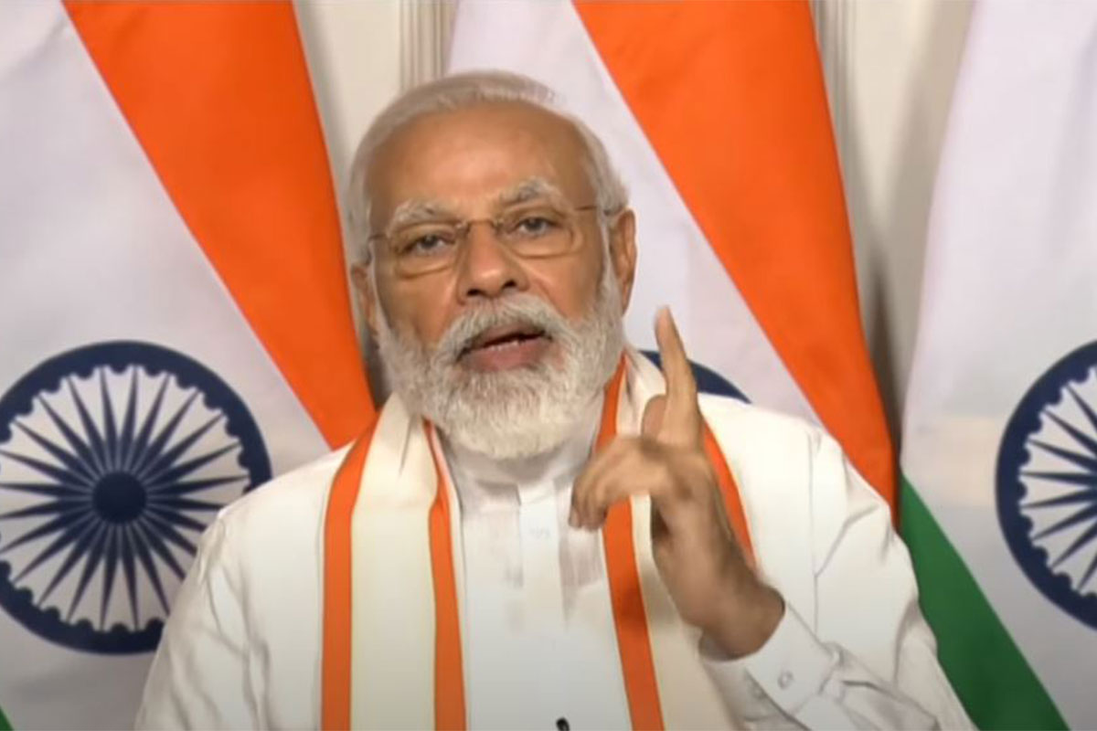 PM Modi, India Inc, CII event, Unlock 1