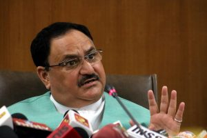 TMC govt has to be removed lock, stock and barrel: Nadda