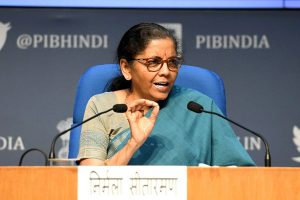 No late fee for GST return filing for those with nil liabilities, says Nirmala Sitharaman