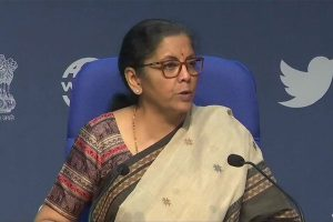 Sitharaman asks PSBs to continue reaching out and lending to MSMEs, other businesses