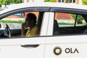 Ola introduces in-app tipping feature for driver partners
